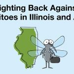 fighting mosquitoes in Chicago IL and St Louis MO